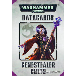 Genestealer cults Datacards