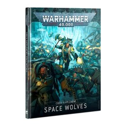 Codex - Space Wolves 2018