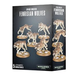 Space Wolves Fenrisian Wolf Pack 2017
