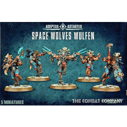 Space Wolves Wulfen 2017
