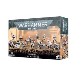 Tau Empire Fire Warriors 2017