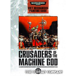 Cult Mechanicus Painting Guide - Crusaders of the Machine God