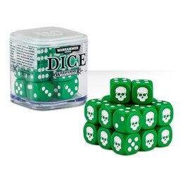 Dice Set Green