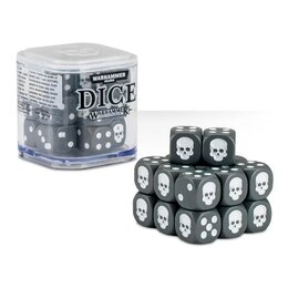 Dice Set Grey
