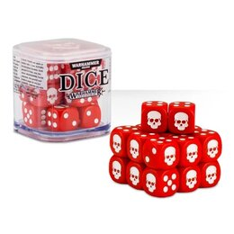 Dice Set Red