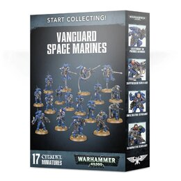 Start Collecting! Vanguard Space Marines