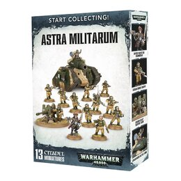 Start Collecting! Astra Militarum 2017