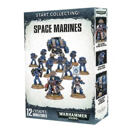 Start Collecting! Space Marines 2017