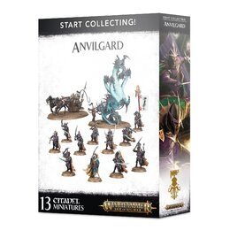 Start Collecting Anvilguard