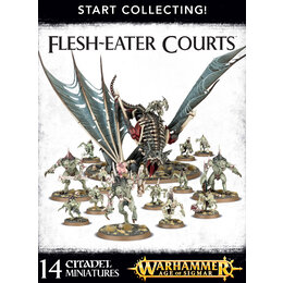 Flesh Eater Courts - Start Collecting
