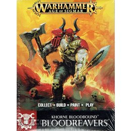 Easy to Build Blood Reavers