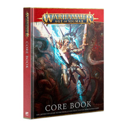 Warhammer Age of Sigmar Rule Book