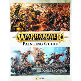 Warhammer Age of Sigmar Painting Book