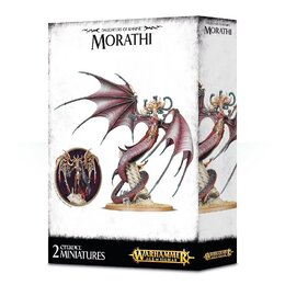 Daughters of Khaine: Morathi