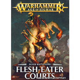 Battletome: Flesh Eater Courts Book