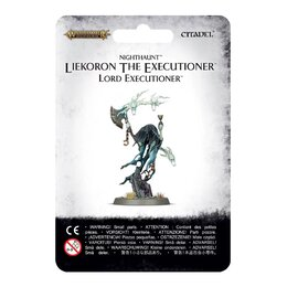 Nighthaunt Leikoron The Executioner