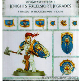 Knight-Excelsior Upgrades