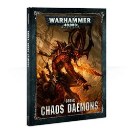Codex - Chaos Daemons 2018