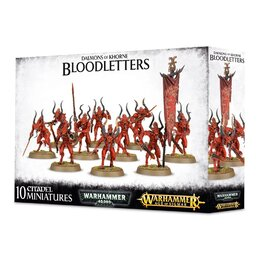Chaos Deamons Bloodletters of Khorne