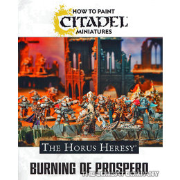 The Burning Of Prospero Painting Guide