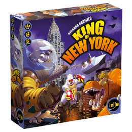 King of New York Core Game