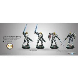 Aleph Achilles V2 (Hoplite Armor) (MR) - Limited Edition!