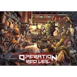 Operation: Red Veil Starter Set