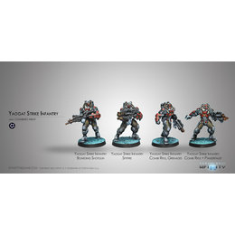 Yaogat Strike Infantry Box