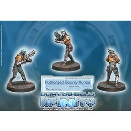 Authorized Bounty Hunter (CR)