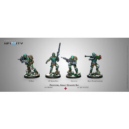 Frontoviks, Assault Separated Battle Pack