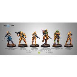 Invincible Army (Yu Jing Sectorial Starter Pack) box