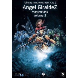 Angel Giraldez Masterclass Volume 2