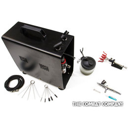 HP-C Plus Airbrush & TC910 Compressor