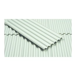 Grey Corrugated Iron Sheet