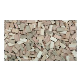 Terracotta Bricks - Mix