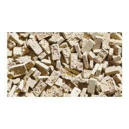 Dark Beige Rough Bricks