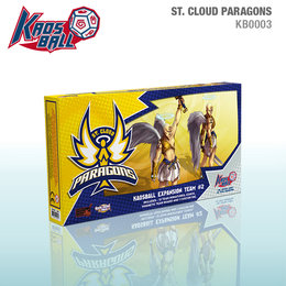 Kaos Ball St. Cloud Paragons