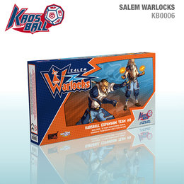 Kaos Ball Salem Warlocks