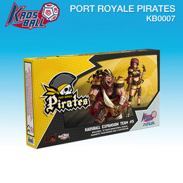 Kaos Ball Port Royale Pirates