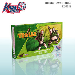 Kaos Ball Bridgetown Trolls