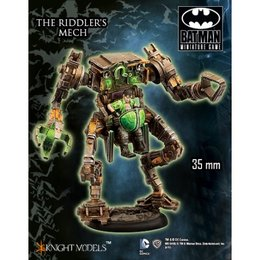 The Riddlers Mech