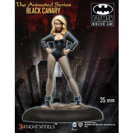 Black Canary (Animated)