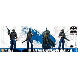 Batman & Arkham Guards Starter Set