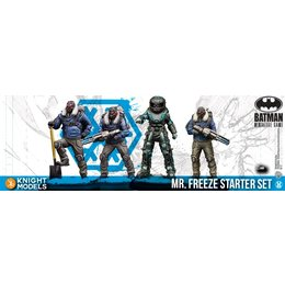 Mr Freeze Starter Set
