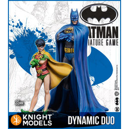 Dynamic Duo (Batman & Robin)