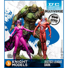 Justice League Dark Multiverse