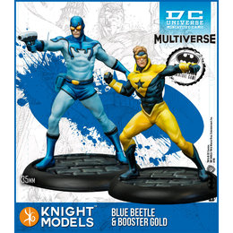 Blue Beetle & Booster Gold Multiverse