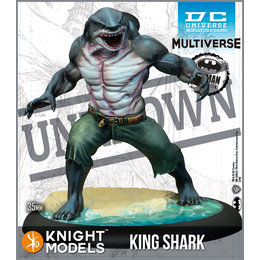 King Shark Multiverse (TV Show)