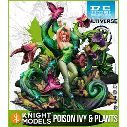 Poison Ivy & Plants Multiverse (Comic)