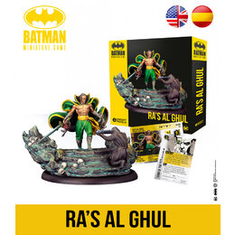 Ra's Al Ghul Batman Game